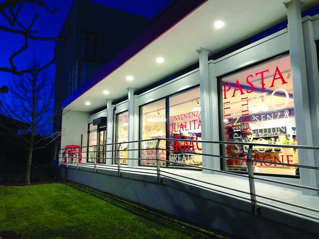 Nuovi orari per il Berruto Factory Store di Carmagnola e sconti a febbraio