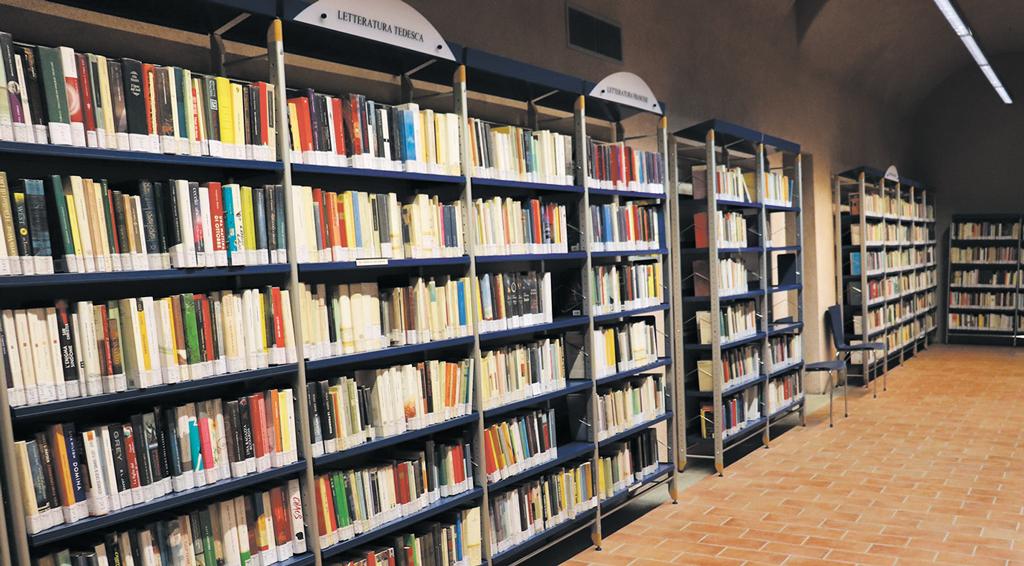 I lettori tornano nelle sale della Biblioteca di Vinovo, prenotando l'accesso