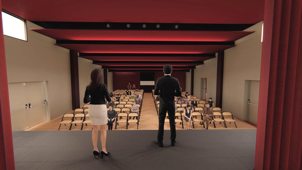 Caramagna, lavori al Cinema Teatro Comunale e agli impianti sportivi