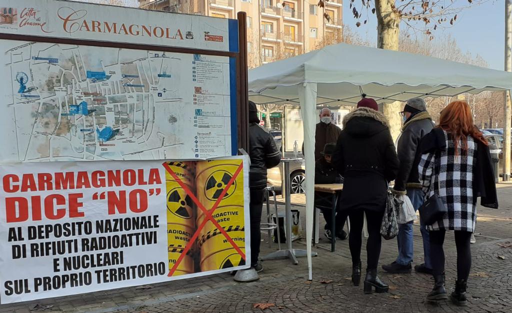 Scorie nucleari, Città Metropolitana chiede proroga per osservazioni