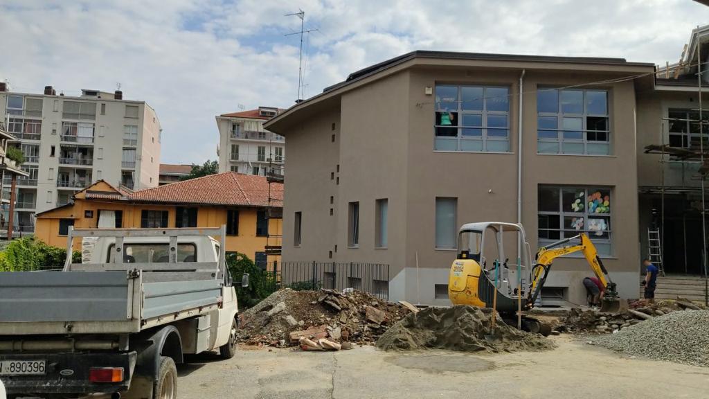 Lavori per la sicurezza nelle scuole a Saluzzo, tocca alla Pivano e alla Musso