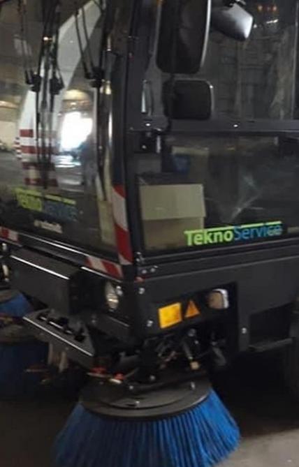 Nuova ditta per la raccolta rifiuti a Castagnole Piemonte, è la Teknoservice