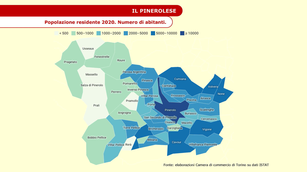 Il Manifesto per il Pinerolese per la ripresa economica del territorio