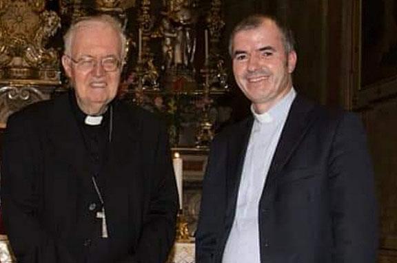 L'Arcivescovo Nosiglia a Salsasio (Carmagnola) domenica 7 marzo