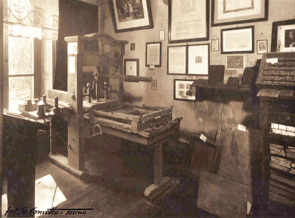 200 anni dal proclama di Santorre di Santa Rosa stampato a Carmagnola