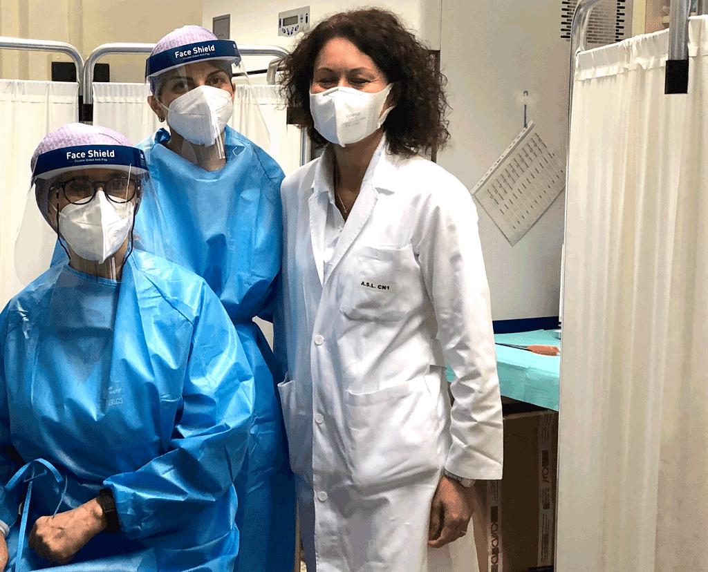 Vaccini-Covid-Saluzzo-gennaio-2021-la-pancalera foto di repertorio