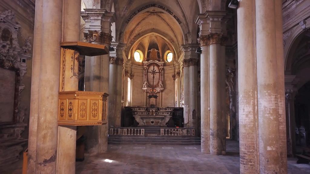Su GRP reportage sulla Chiesa di Sant'Agostino di Carmagnola
