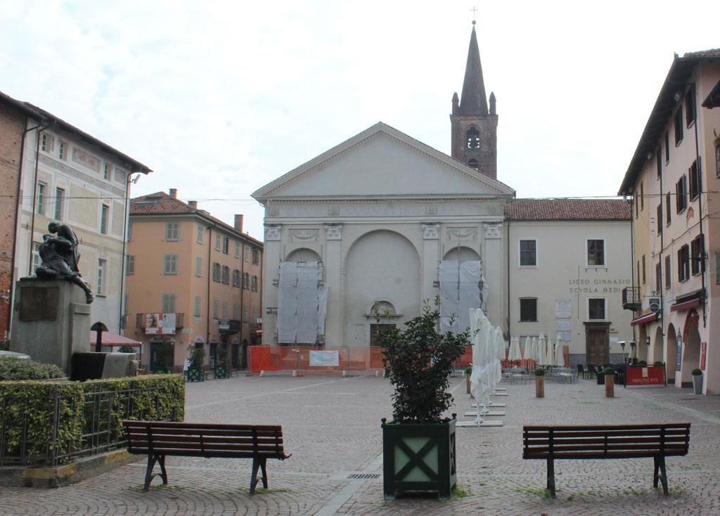Luoghi del Cuore, la chiesa di Sant'Agostino di Carmagnola non avrà il sostegno del FAI