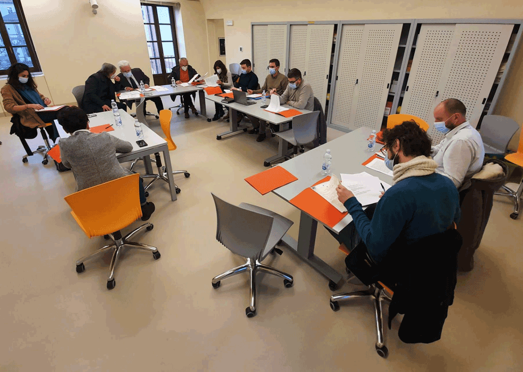Biblioteca di Saluzzo, la scelta del nome, voto tra 10 opzioni