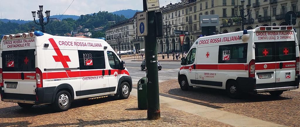 CRI, corso per diventare soccorritori a Carignano, Castagnole e Pancalieri