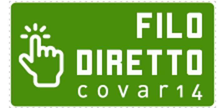 Filo diretto con Covar14:  nuovo form on-line per l'invio di richieste