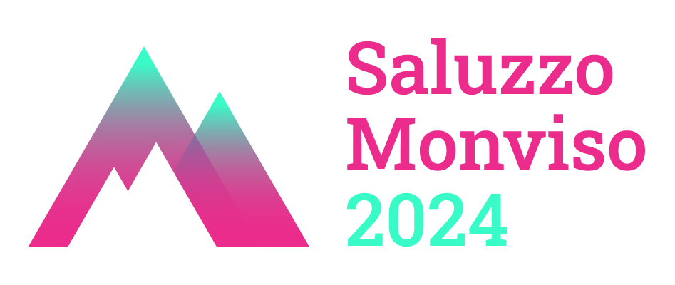 Scelto il logo di candidatura di Saluzzo e Terre del Monviso a Capitale Italiana Cultura