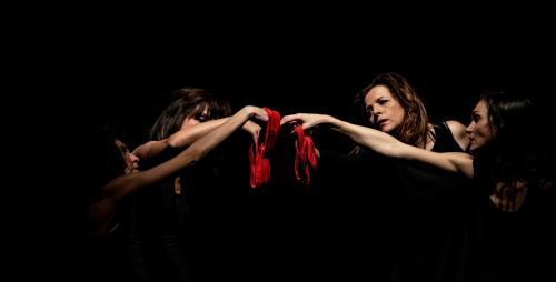 rosso indelebile carmagnola violenza genere la pancalera