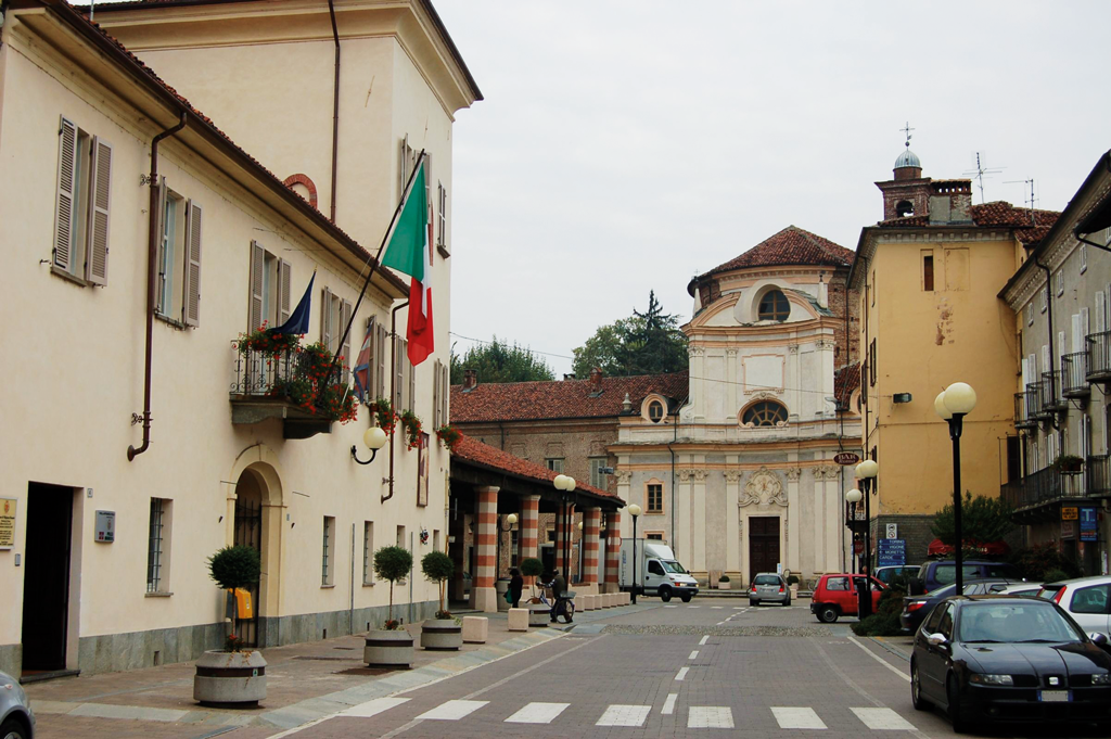 Municipio-Villafranca-Piemonte-venerdì-dal-sindaco-agostino-bottano-la-pancalera