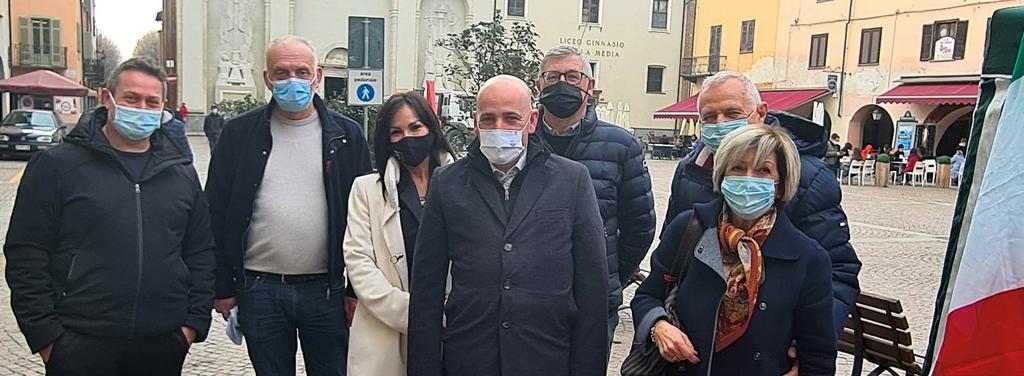 Più-Italia-liberali-democratici-carmagnola-elezioni-comunali-graziana-grasso-la-pancalera