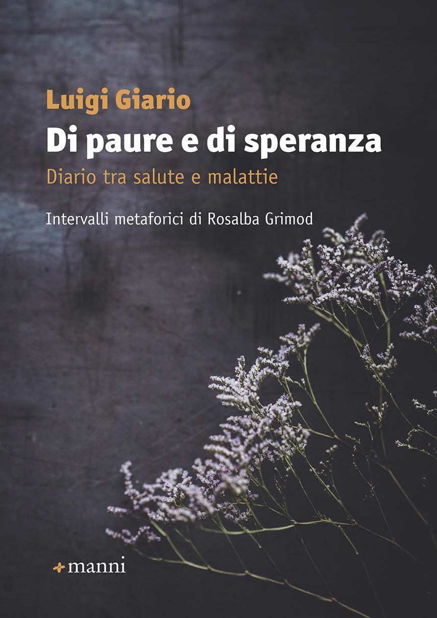 """A Casa Frisco presentazione del libro """"Di paure e di speranza"""" di Luigi Giario"""
