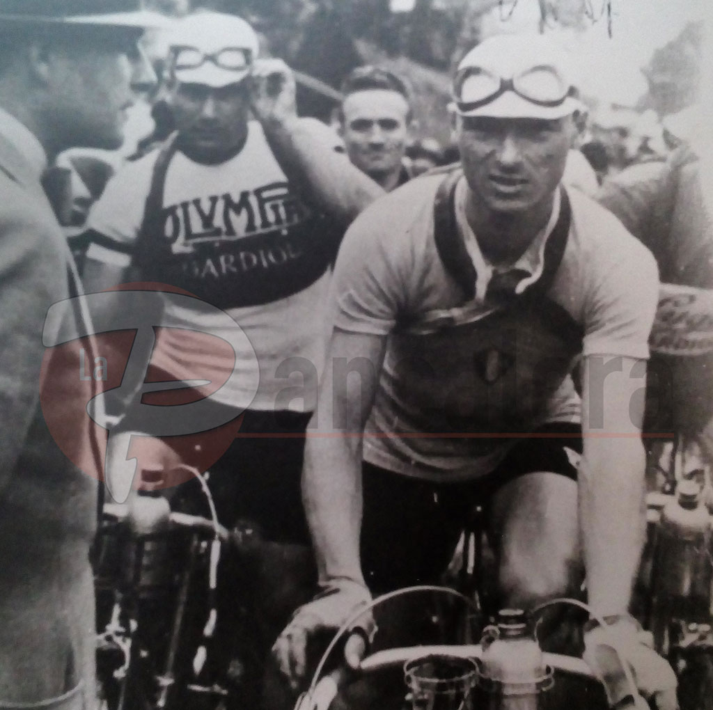 Vinovo omaggia il campione del ciclismo Giovanni Valetti