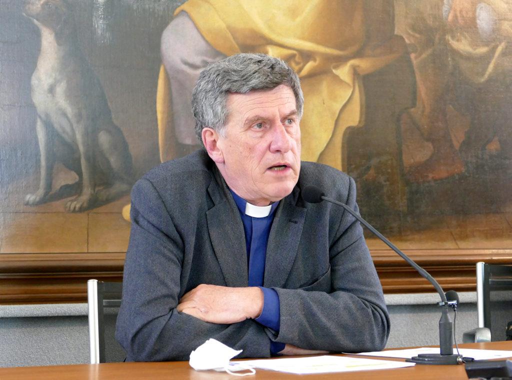 Mons. Piero Delbosco, vescovo di Cuneo e Fossano