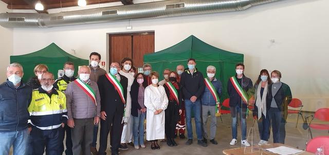 Moretta vaccina: al via ieri la campagna con i settantenni, si prosegue oggi e domani
