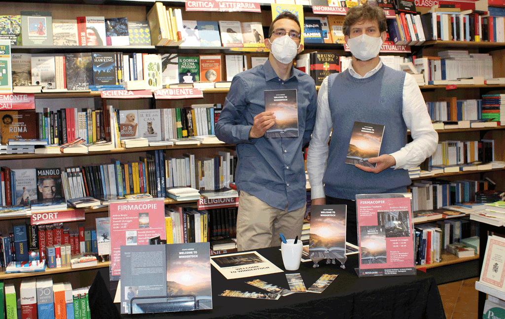 Alla scoperta del fantasy alla libreria Mondadori di Carmagnola