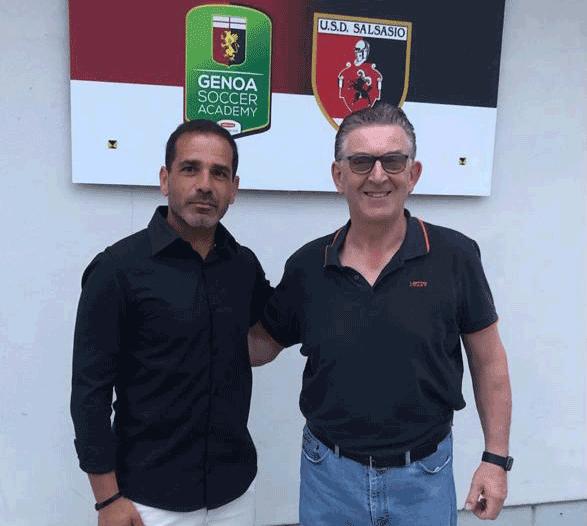Usd Salsasio, Antonio Rega è il nuovo tecnico della prima squadra