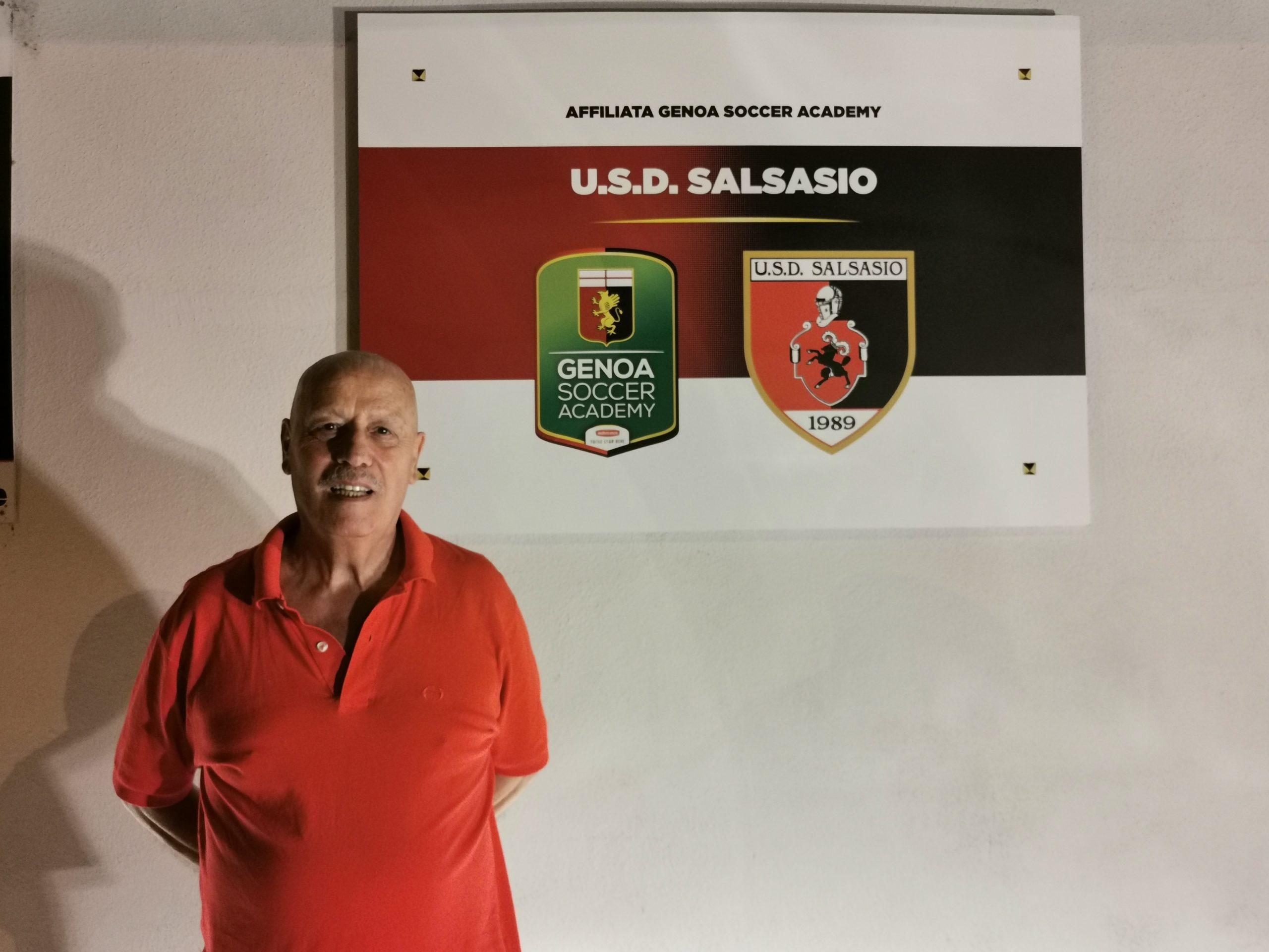 Tommy Cassaro è il nuovo allenatore degli esordienti 2009 del Salsasio