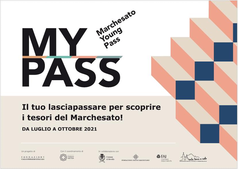 Marchesato Young Pass: card per ingressi gratuiti nei beni storici del saluzzese