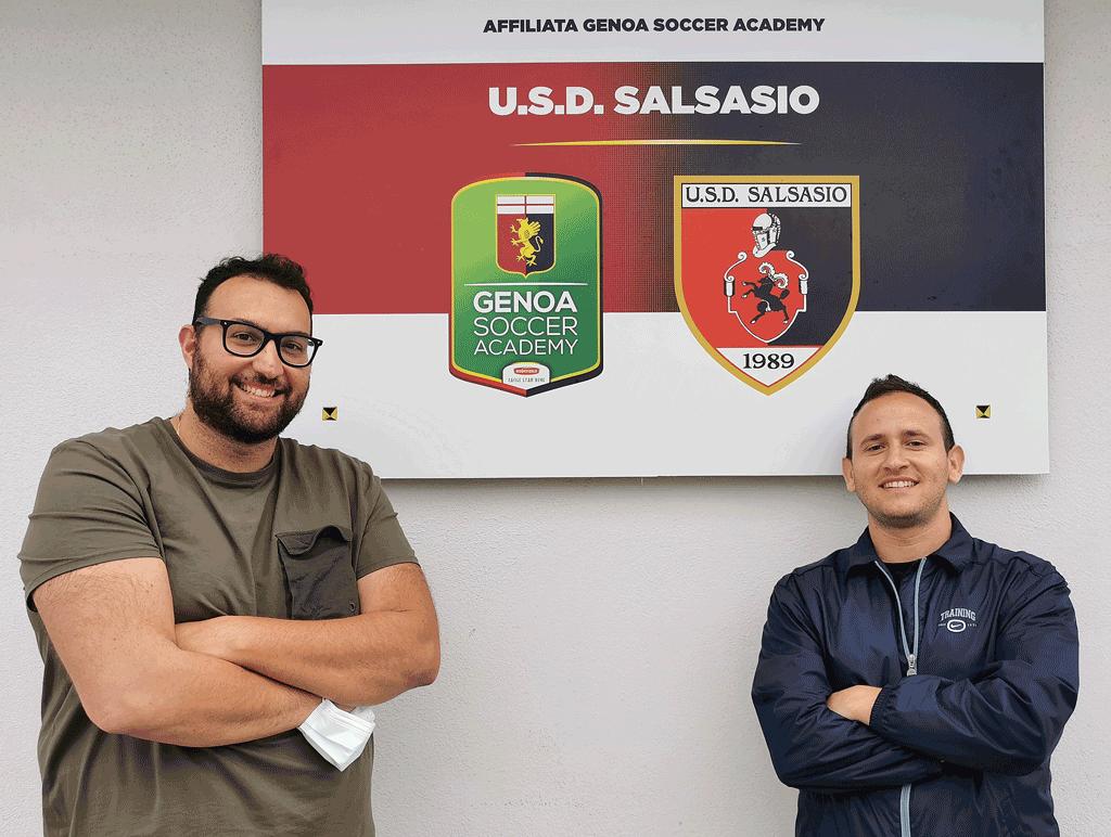 Stefano-Taddeo-e-Enrico-Tecce-usd-salsasio-carmagnola-la-pancalera