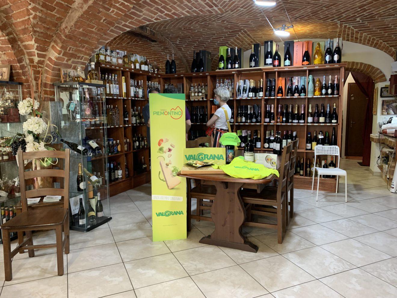 Il Tagliere Piemonte degustato ai Giovedì Sotto le Stelel di Carmagnola