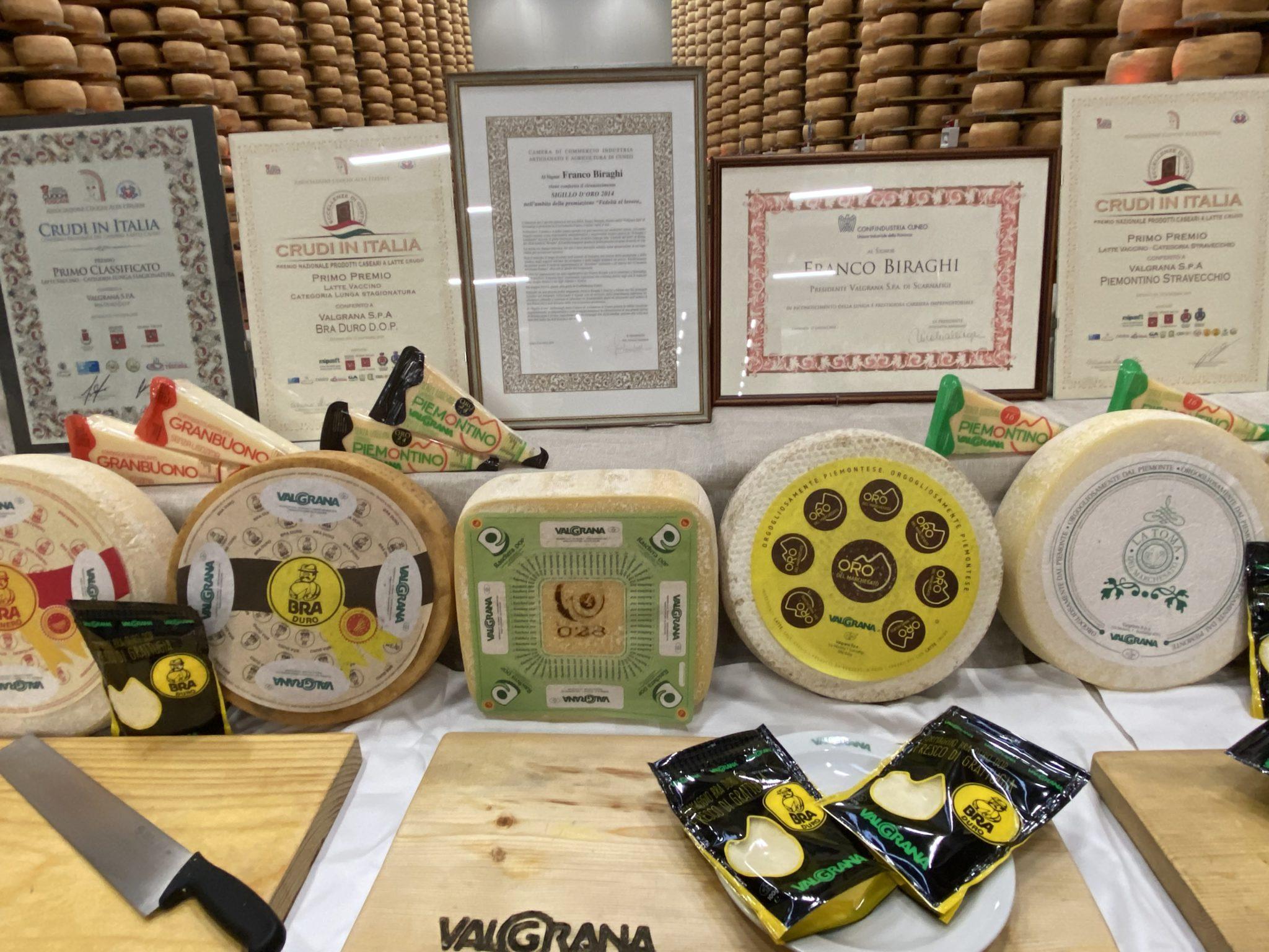 Il Tagliere Piemonte con formaggi Valgrana è la novità a Carmagnola