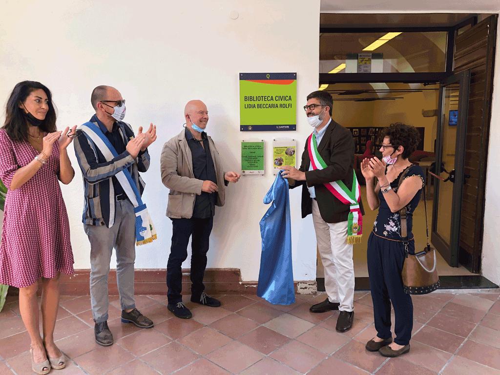 Inaugurata la biblioteca di Saluzzo nell'ex caserma Musso