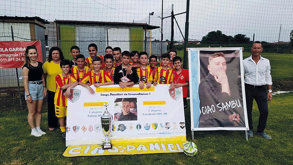Memorial Daniele Leontino, il trofeo vinto dal Bra