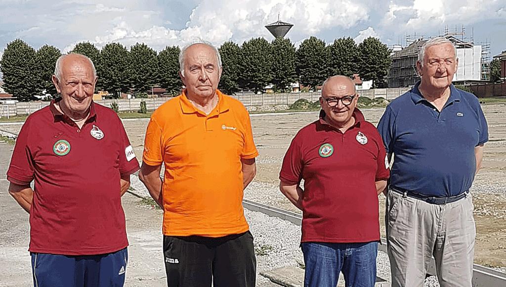Lavori al campo sportivo di Moretta, presto un moderno impianto in sintetico