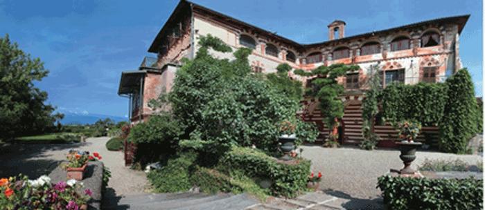 Visite al Castello di Marchierù con il suo bellissimo parco
