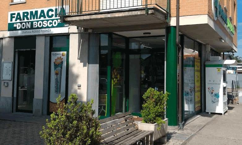 Stampa gratuita del Green Pass alla farmacia di borgo Salsasio
