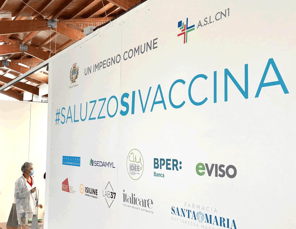 Vaccini personale scolastico, libero accesso a Saluzzo da lunedì 12 luglio
