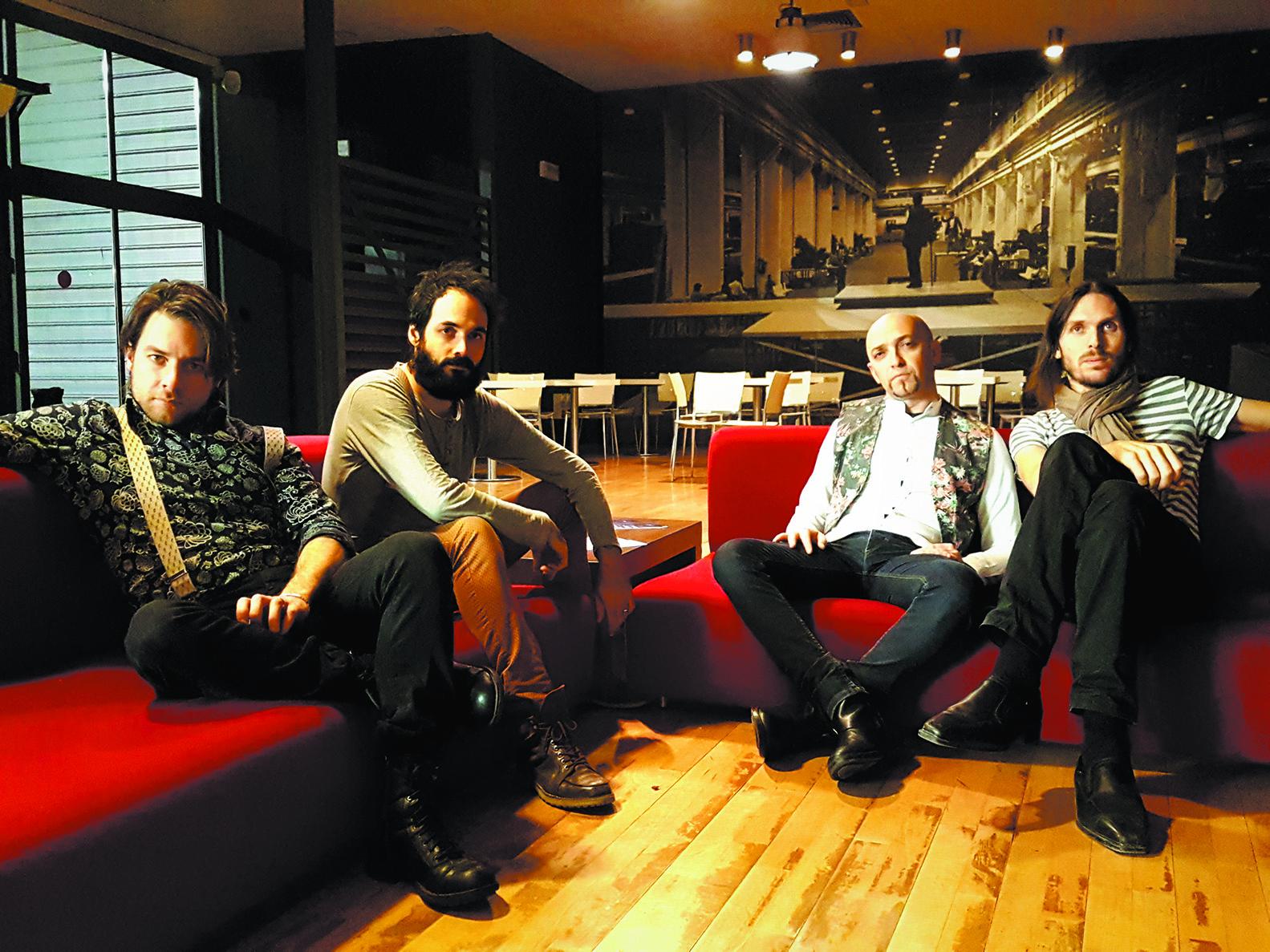 I Magasin du Cafè suonano a Cavour mercoledì 4 agosto