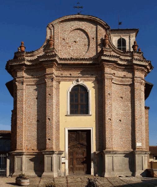 Visite alla Chiesa dello Spirito Santo di Piobesi con Cultura a Porte Aperte