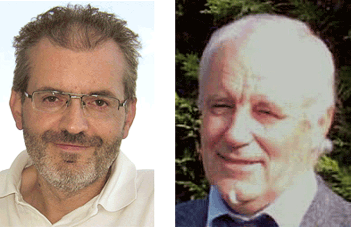 Carignano, Roberto Falciola e Giorgio Albertino candidati alla carica di sindaco