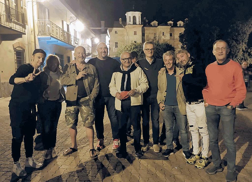 """Risate non stop alla rassegna """"Grigna co' ti"""" lo scorso fine settimana a Moretta"""