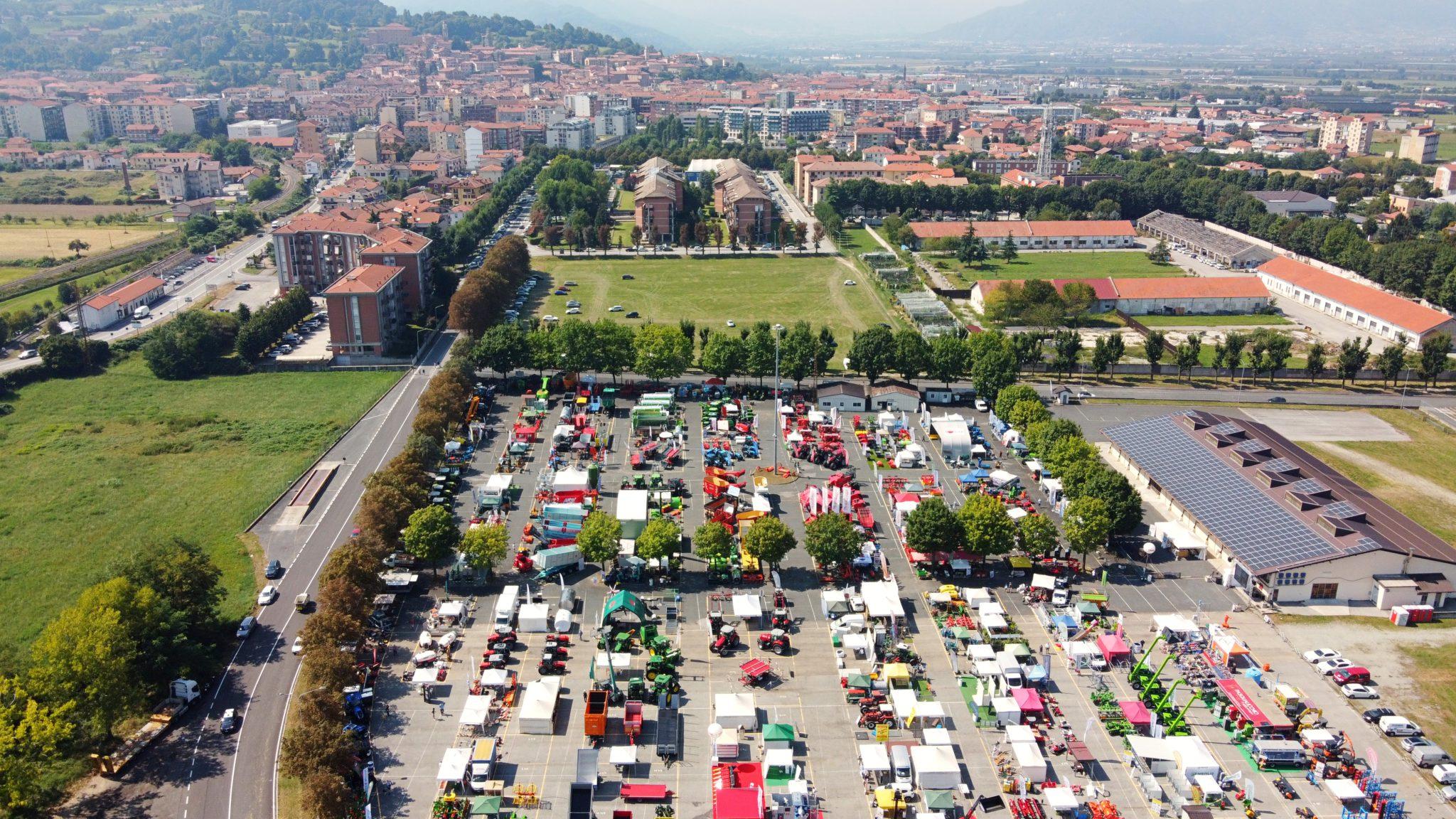 La 74a Mostra della Meccanica Agricola apre sabato a Saluzzo
