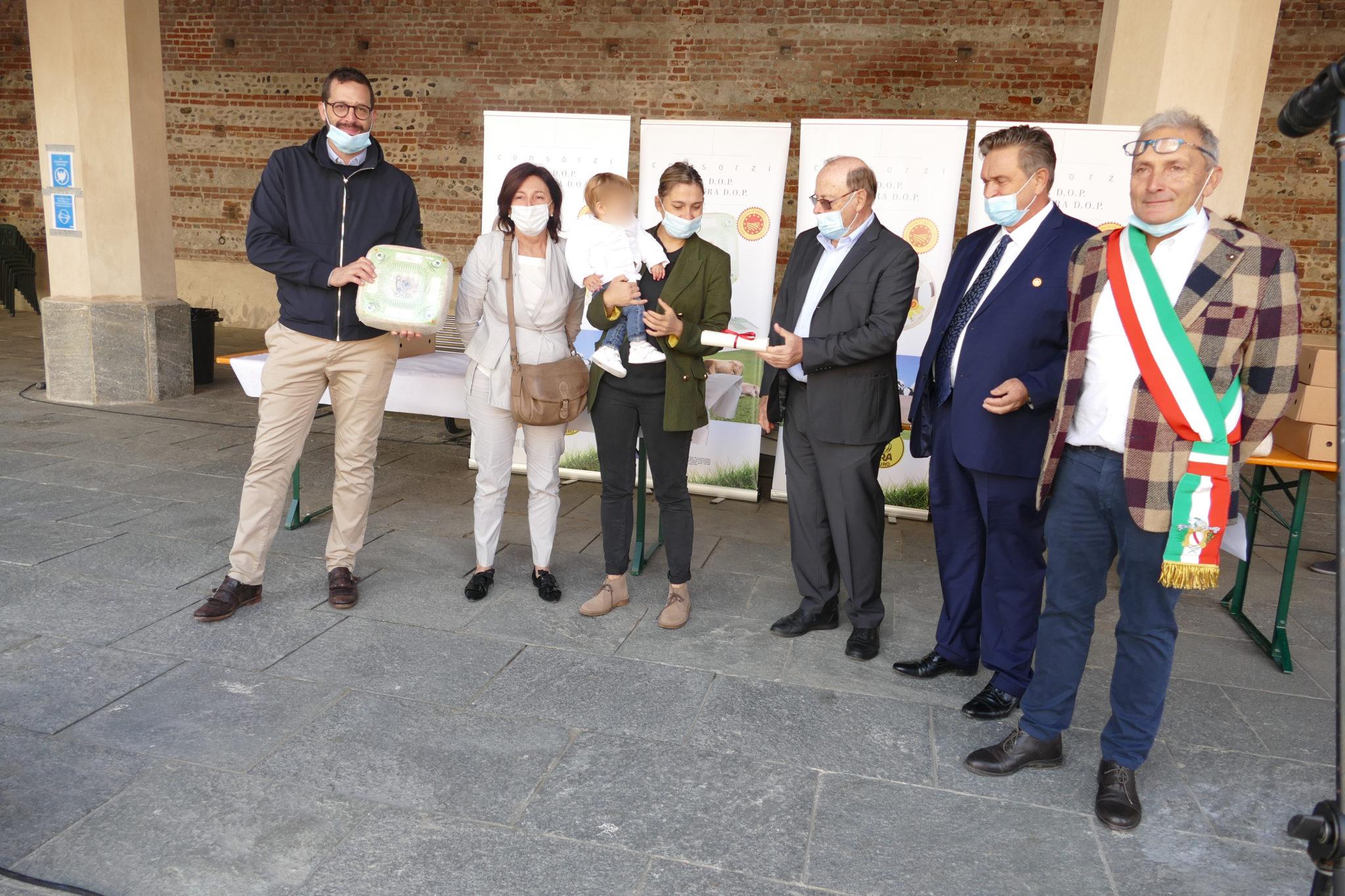 Domenica la premiazione dei bambini di Scarnafigi e Ruffia nati nel 2020