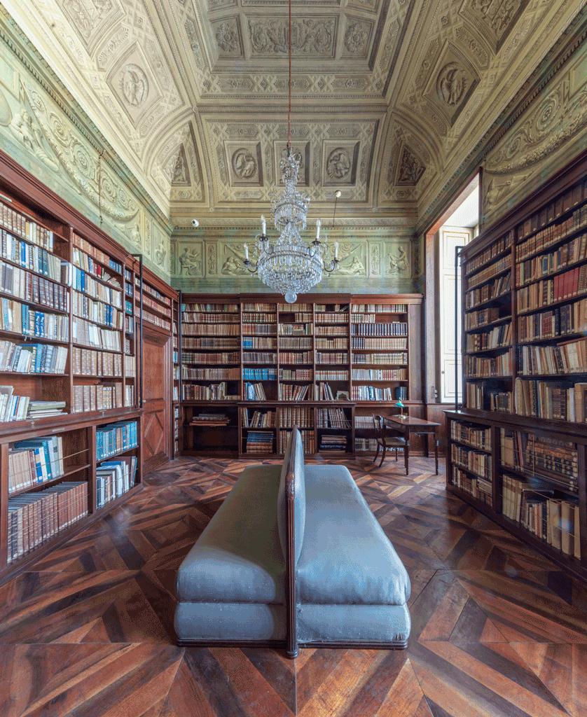 Biblioteca-re-Carlo-Alberto-foto-pino-dellaquila-la-pancalera-racconigi